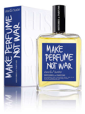 How a Sprinkling of Perfume Can Promote Peace