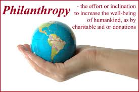 World of Philanthropy About To Be Disrupted