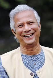 Muhammad Yunus: Social Business and the Pursuit of Happiness