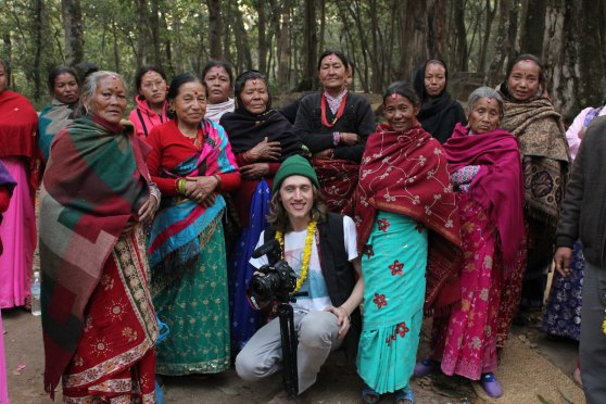 Beyond the Four Walls are Empowered Rural Nepalese Women