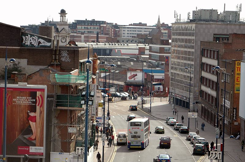 Digbeth: The New Social Enterprise Quarter