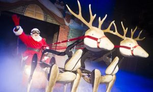 Santa: Why a Social Enterprise Creates Jobs for Unemployed Elves