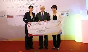3 Social Enterprises Earn Honors at Social Enterprise Award