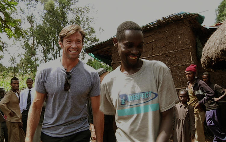 Hugh Jackman: Fair Trade Entrepreneur