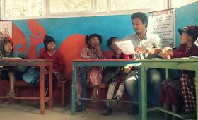 Social Entrepreneurs Create Maya Universe Academy to Help Solve Nepal's Education Problems