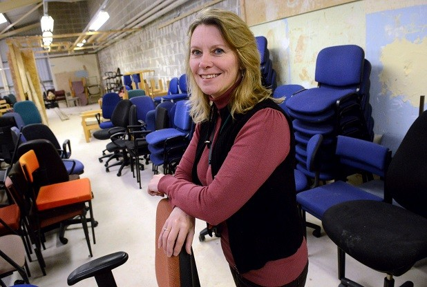 Social Enterprise Is Re-Housing Unwanted Furniture