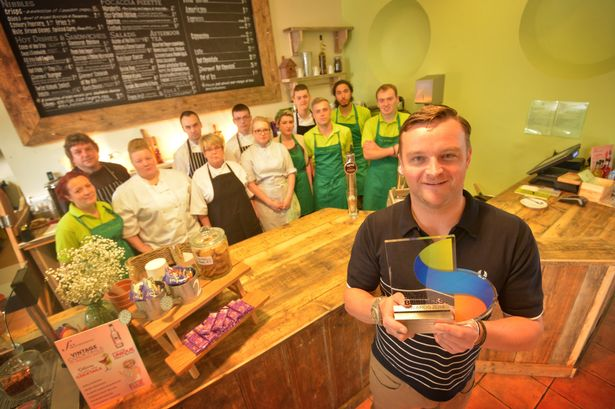 Social Enterprise Cafe Offers Youth Second Chance
