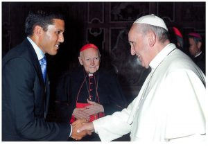 Impact Investing Efforts Unite USAID, Pope Francis
