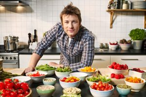 Celebrity Chef Jamie Oliver Backs Social Saturday