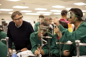 Gates Foundation Pledges $50 Million to Fight Ebola Epidemic