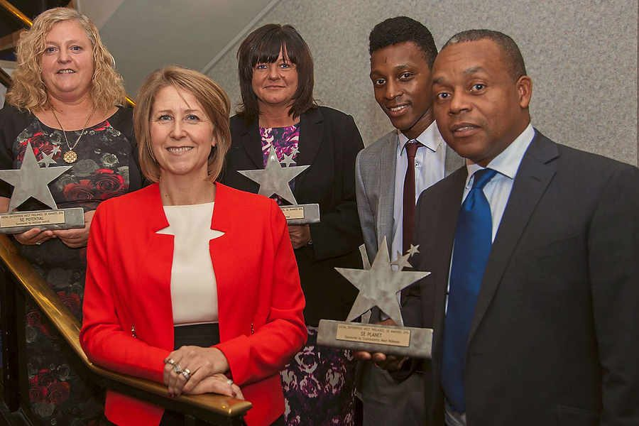Black Country Social Enterprises Bag SEWM Awards