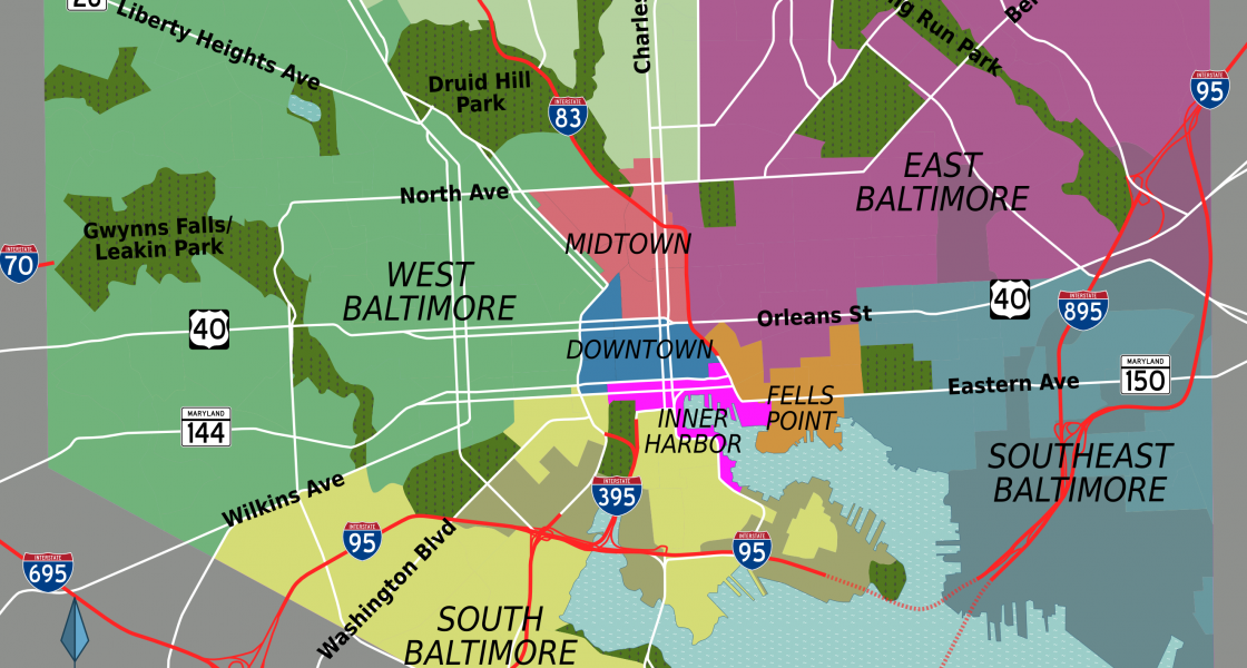 Social Innovation in Baltimore