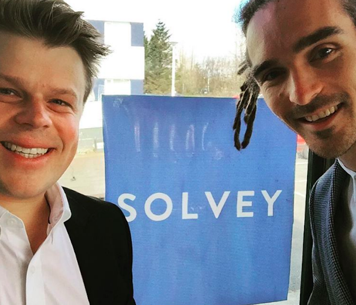 Social Enterprise Accelerator Solvey Explodes on YouTube