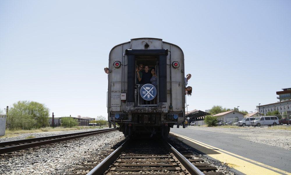 Millennial Trains Project