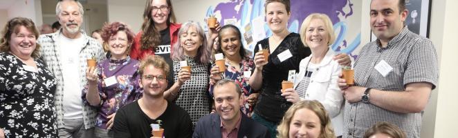 Incubator Gestates New Social Enterprises