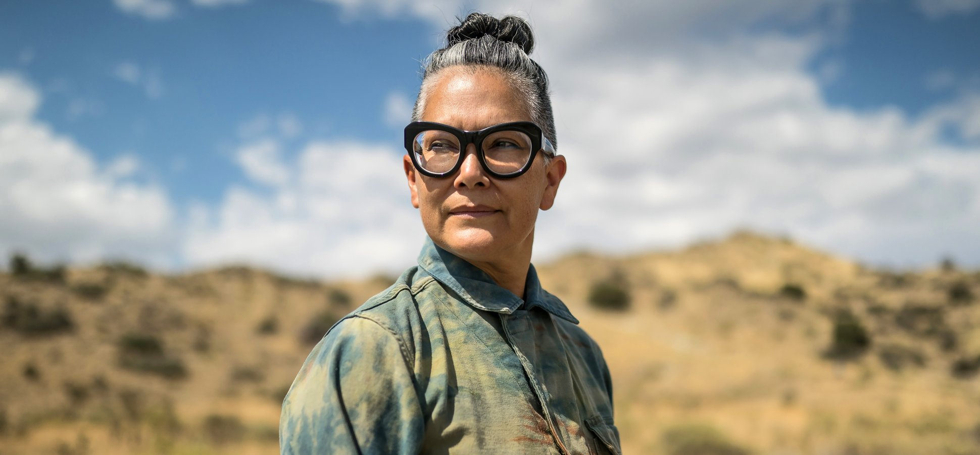 This Fashion Entrepreneur Moved From L.A. to a Navajo Reservation