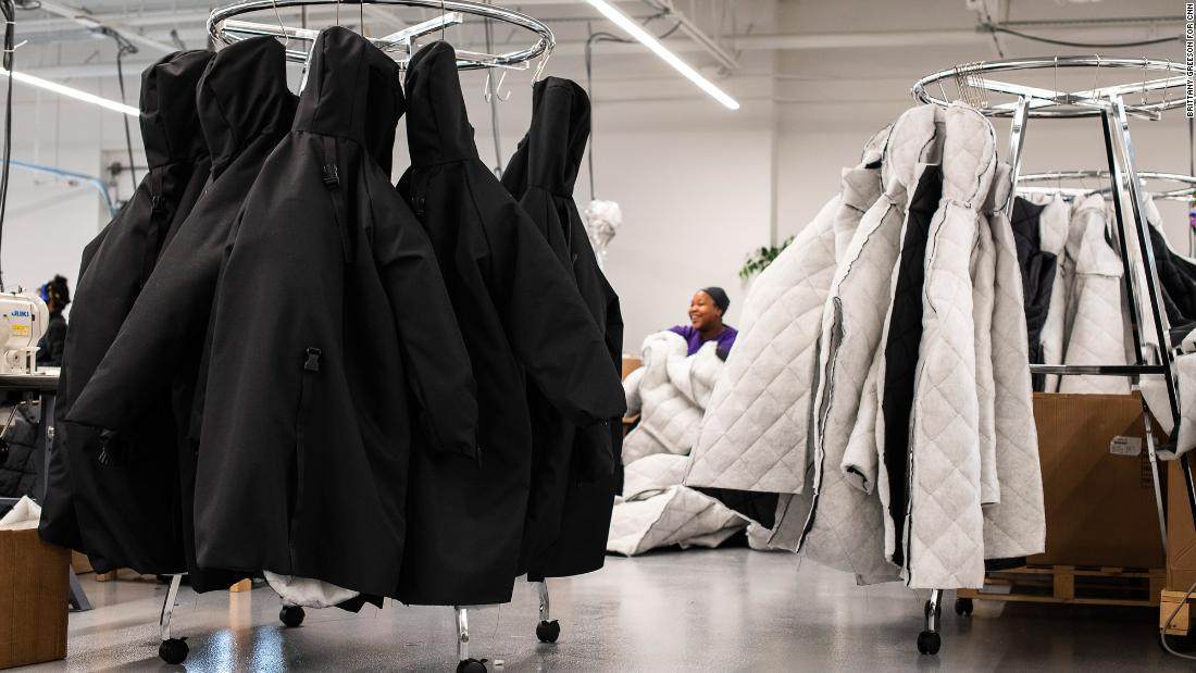 Coat Design Saves Lives and Launches New Careers for Homeless People